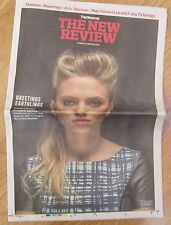 Scarlett Johansson – The Observer - The New Review – 16 March 2014