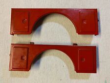 Vintage Buddy L Texaco Firetruck Rear Fenders Replacement Parts
