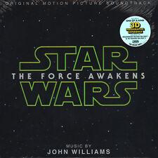 John Williams - OST Star Wars: The Force Awak (Vinyl 2LP - 2016 - EU - Original)