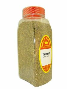 Marshalls Creek Spices XL Thyme, 8 oz (st31)