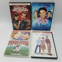 Romance/Drama Lot of 4 DVDs - Ghosts of Girls Past, Someone Like you, Sixteen Ca