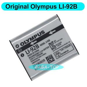 Original Olympus LI-92B Battery for XZ-2 TG-1 TG2 TG3 TG4 TG5 TG6 DB-110