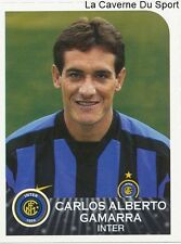 CARLOS ALBERTO GAMARRA PARAGUAY INTER RARE UPDATE STICKER CALCIATORI 2003 PANINI