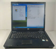 "HP NX6110 14"" Intel Celeron M 1.40GHZ 1.25GB RAM 40GB HDD WIN XP Professional"