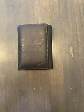 Nike Golf Trifold Wallet - Brown