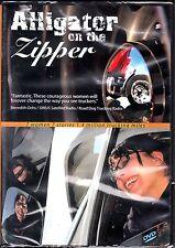 Alligator on the Zipper Documentary DVD~NR ~Women Truck Drivers~Ivo Stainoff