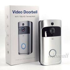 Sale Eken V5 Video Doorbell Wireless WiFi Security Door Bell Visual Recording