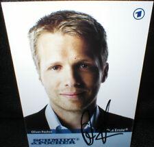 Oliver Pocher, Autogramm, original signiert!
