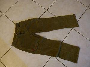 Pantalon Captain Tortue velour 164 - 12 ans