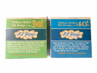 Reel to Reel Million Seller Hit Songs of the 30s and 40s Record, 101 Strings