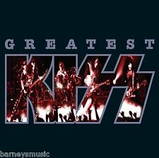 KISS ( NEW SEALED CD ) GREATEST HITS / THE VERY BEST OF ( GENE SIMMONS )