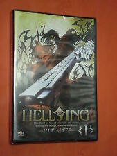 HELLSING ULTIMATE vol 1 - dvd nuovo e sigillato