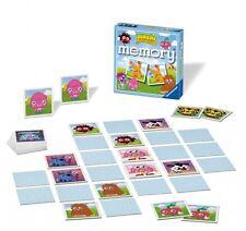 Moshi Monsters Mini Memory Game Puzzle