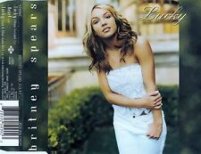 BRITNEY SPEARS : LUCKY / 3 TRACK-CD - TOP-ZUSTAND