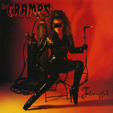 The Cramps - Flamejob LP REISSUE NEW / LIMITED EDITION RED VINYL