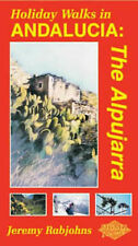 Holiday Walks in the Alpujarra by Jeremy Rabjohns (Paperback, 2002)