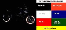 REFLECTIVE WHEEL RIM TAPE STICKERS R1 R6 R7 THUNDERCAT
