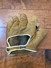"1915's Era A.J. Reach 1"" Sewn Web Baseball Glove"