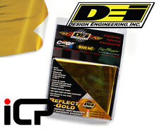 """DEI Reflect A Gold Heat Reflection Protection Sheet Gold Wrap 24""""x24"""""""