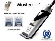 Cane AFFENPINSCHER Clippers Trimmer Set con lame da Masterclip Professional