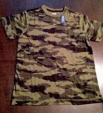 NWT Old Navy Kids Boys Camo T-shirt, Size M (8)