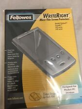 Fellowes WriteRight Micro Thin Screen Protectors for Jornada 520,540 Series
