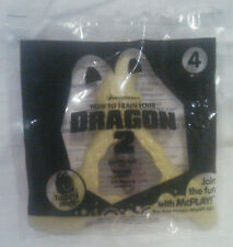 How to Train Your Dragon 2, McDonald's, Gronckle Flying Toy, New!!!
