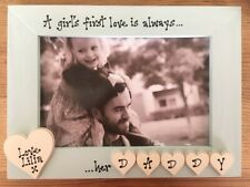 Personalised Photo Frame! Dad, Daddy Gift! 7x5''!