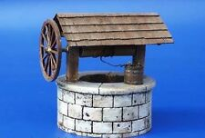 PLUS MODEL WELL WITH WELL WINCH Scala 1:35 Cod.PL016