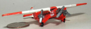 Small Ford Tri-Motor Passenger Plane in Red & White as seen in Indiana Jones