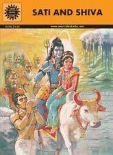 ACK Sati And Shiva – Perfection Rewarded – VOL 550 Comic Book Children's Kids