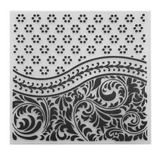 Flower DIY Scrapbooking Plastic Embossing Template Folder Stencil Album Card Kit