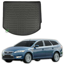 Ford Mondeo Estate 2001-2007 Tailored Drivers Car Floor Mat Single