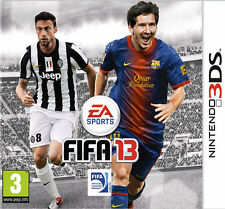 Fifa 13 (2013) calcio nintendo 3ds it import electronic arts