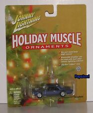 Johnny Lightning 2000 Holiday Muscle Ornament 1967 Oldsmobile Cutlass 67 Olds T