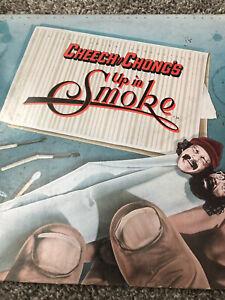 CHEECH & CHONG UP IN SMOKE vinyl album - BSK3249 Monarch Press Gatefold