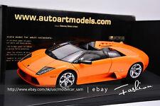 AUTOart 1:18 Lamborghini LP640 Murcielago Concept Car Roadster Convertible