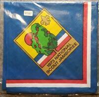 1973 National Scout Jamboree Neckerchief - Boy Scouts of America/BSA