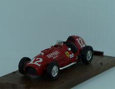 Brumm Ferrari 375 Albert Ascari Indianapolis 500 1952 R126 1:43