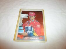 Race Reflections #JG1 *Jeff Gordon* 1995 Images Card NASCAR Zing 24*Rare Insert*