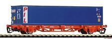 TT Containertragwagen Lgs579 1x40' PIL Container DB AG Ep.VI Piko 47719