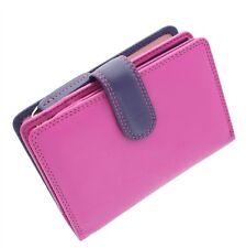Personalised RFID Visconti Superior Quality Ladies Leather Purse Free engraving