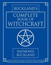 BUCKLAND'S COMPLETE BOOK OF WITCHCRAFT - BUCKLAND, RAYMOND - NEW PAPERBACK BOOK