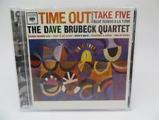 The Dave Brubeck Quartet ♫ Time Out ♫ Columbia CK 65122 CD