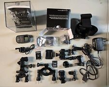GoPro Hero 3 Black Edition w/LCD, Remote & Many Other Accessories