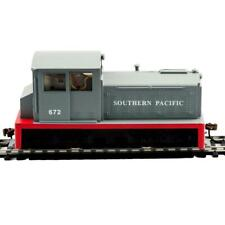 HO Model Power 96672 DDT Plymouth Industrial Switcher Southern Pacific RR #672