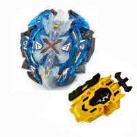 Beyblade Burst B67 Xeno Xcalibur.M.I EDITION LIMITEE With L-R String Launcher YZ