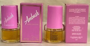 2 Ambush by Dana Spray Cologne 1 oz / 28 g about 5 % low evaporation, stickered
