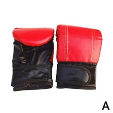 Kids Adult Boxing Gloves Punch Bag Hand Quick Wraps Training Sparring Sports