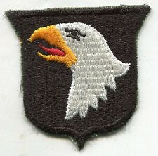 Vietnam era US Army 101st Airborne Color Patch Cut Edge